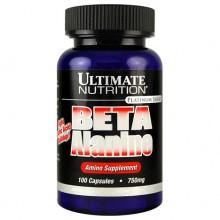 Ultimate Beta Alanine 750 mg 100 caps