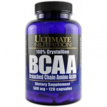 Ultimate BCAA 500mg 120caps
